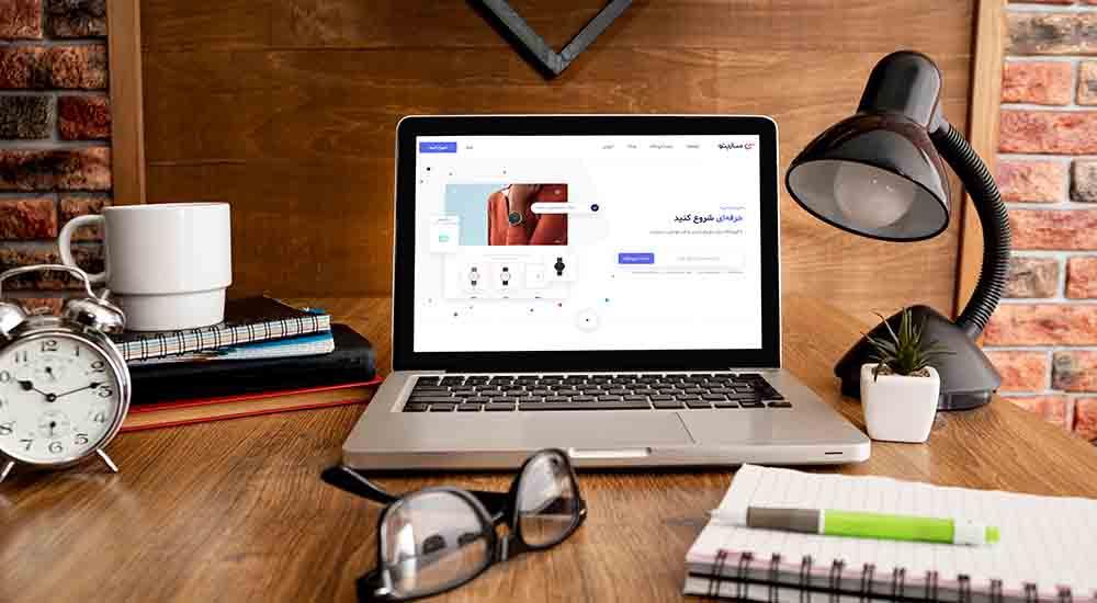 طراحی سایت فروشگاهی طلا و جواهرات