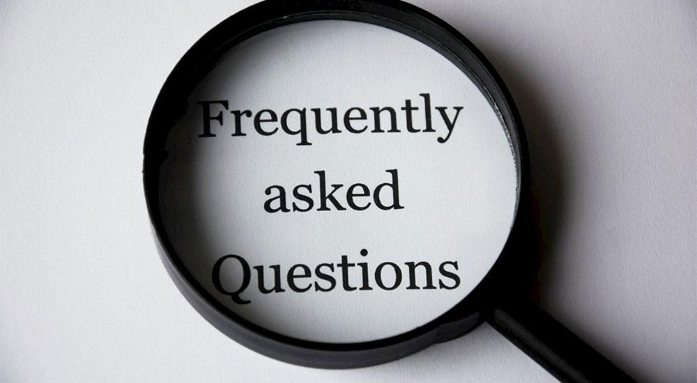 سوالات متداول (faq) چیست؟