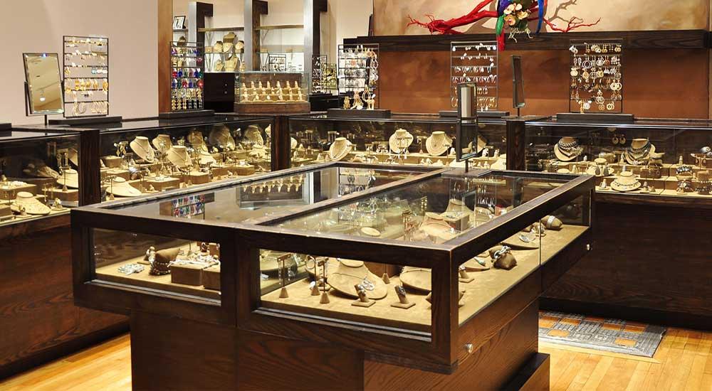 ساخت فروشگاه اینترنتی طلا و جواهرات