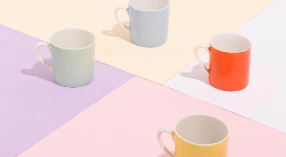 رنگهای مختلف محصولات در عکاسی محصول