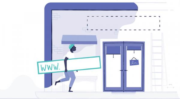 ایجاد حساب کاربری در ایرنیک و خرید و اتصال دامنه برای فروشگاه