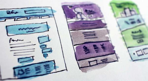 اصول طراحی صفحه اول سایت فروشگاهی